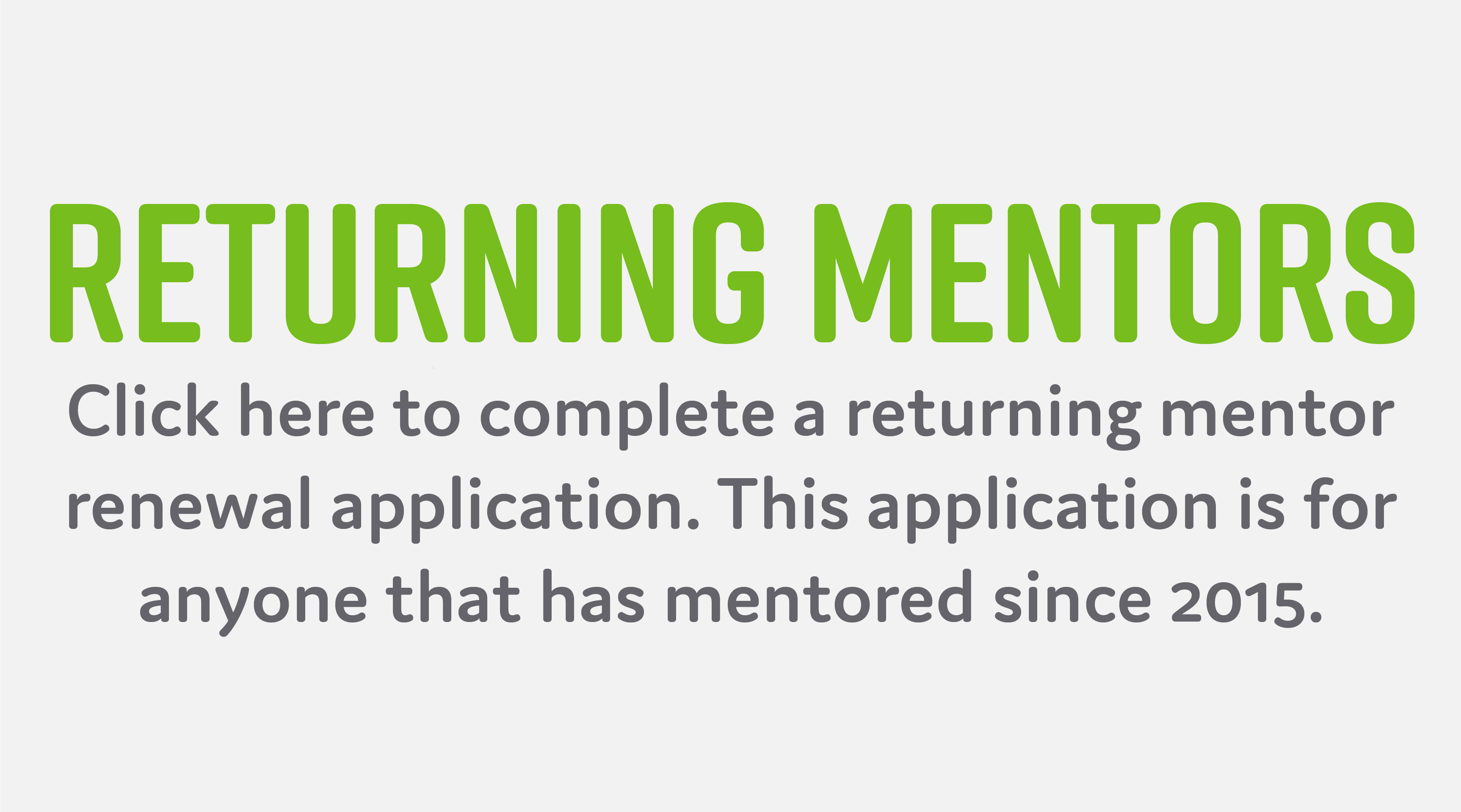 tnAchieves Mentor Application